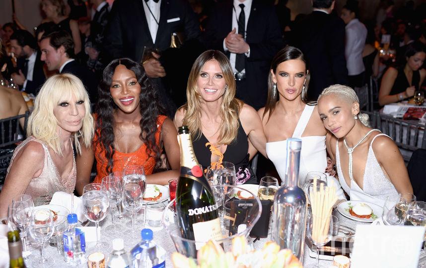 Звездные гости на гала-вечере amfAR в Нью-Йорке. Фото Getty