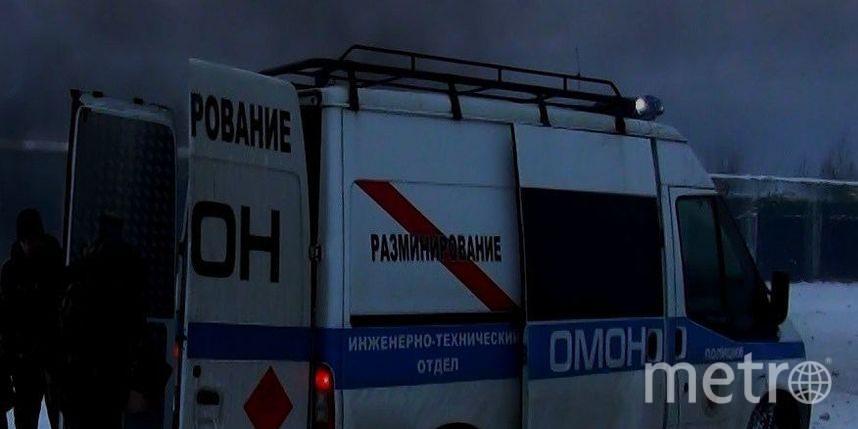 Гатчинский автомобилист разъезжал погороду ссемью артиллерийскими снарядами