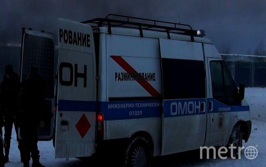 В Гатчине у пьяного водителя обнаружили боеприпасы. Фото Пресс-служба ГУ Росгвардии по СПб и ЛО