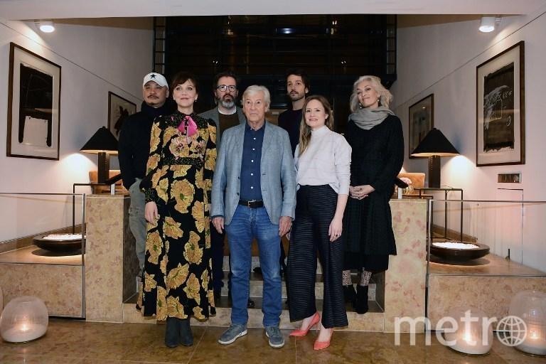 Члены жюри Бирленаре-2017. Фото AFP
