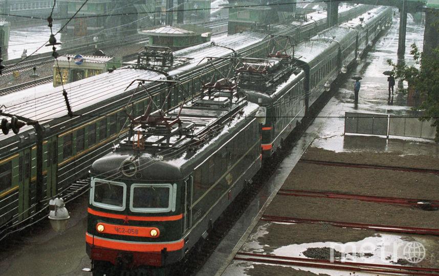 В Петербурге с электрички сняли 14 зацеперов. Фото Getty