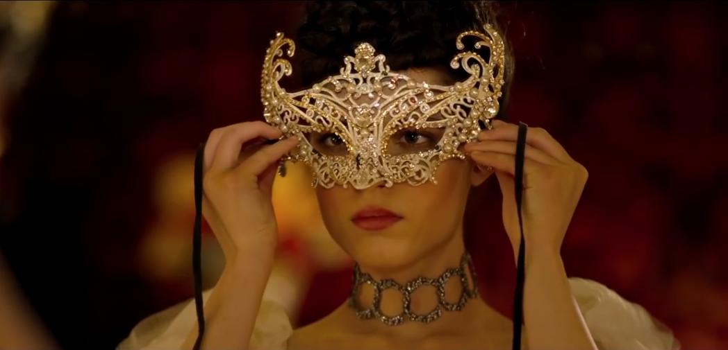 В Сети появился новый трейлер фильма «Матильда». Фото Скриншот трейлера, Скриншот Youtube