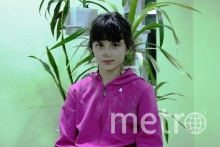 Юная героиня. Фото ГУ МЧС по Белгородской области