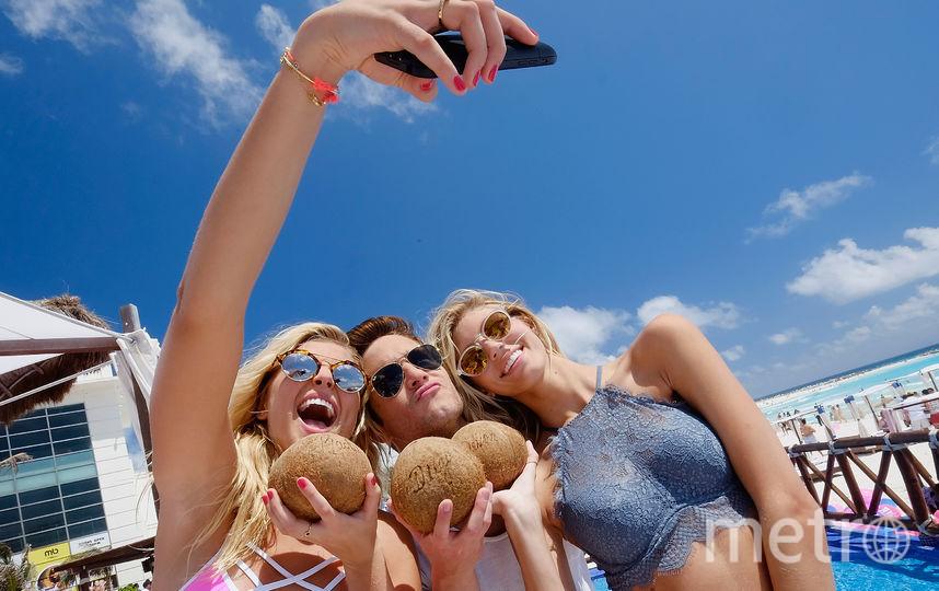 Пляжная вечеринка. Фото Getty