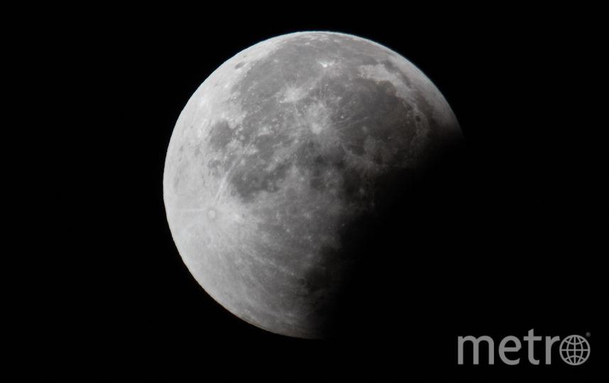 В ночь на 11 февраля землян ждет лунное затмение. Фото Getty