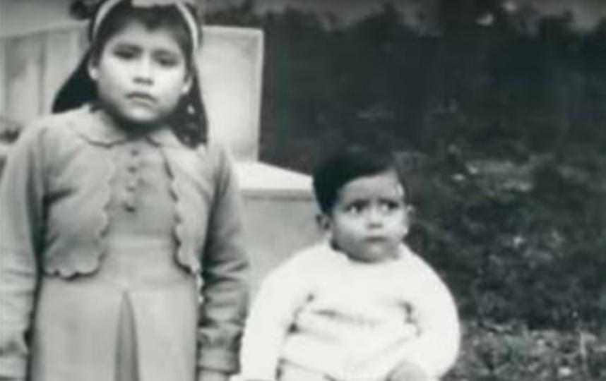 Лина и Херрардо. Фото Скриншот с YouTube канала GOC Media., Скриншот Youtube
