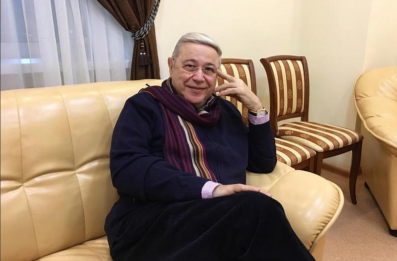 Евгений Петросян опроверг слухи о судебном разбирательстве. Фото Скриншот instagram.com