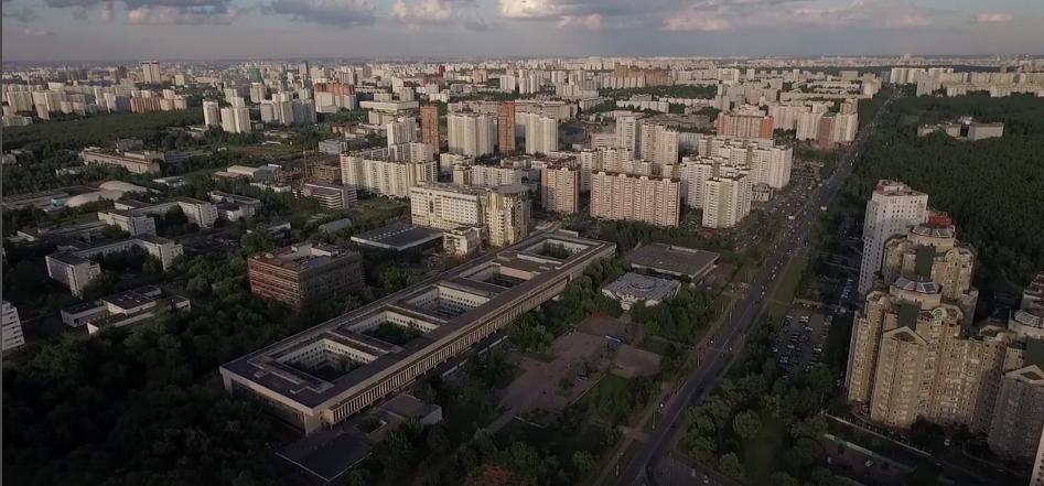 Причины ЧП в общежитии университета им. Пирогова выясняются. Фото Скриншот vk.com