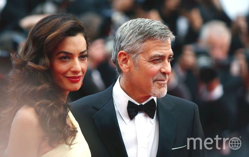 55-летний актер Джордж Клуни скоро станет отцом. Фото Getty