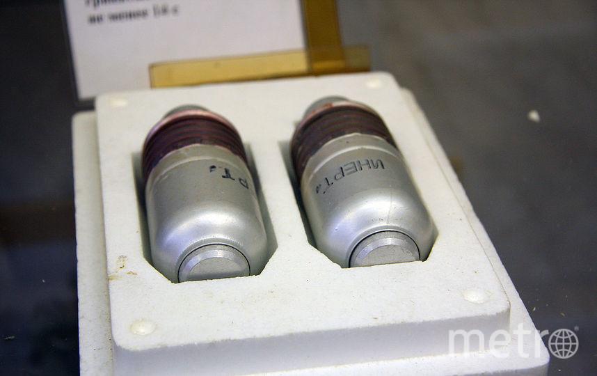 Вот так выглядит снаряд для гранатомета. Фото Википедия.