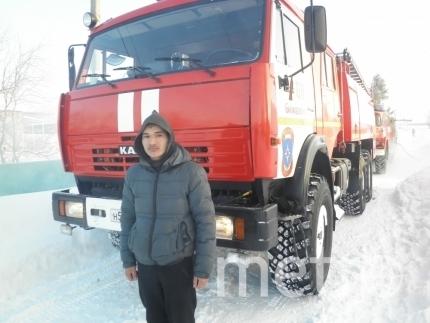Герой, спасший семью. Фото МЧС России по Республике Башкортостан