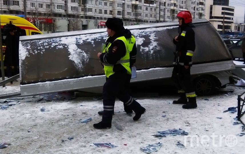 """ДТП и ЧП / Санкт-Петербург"". Фото Лена Цимерман, vk.com"