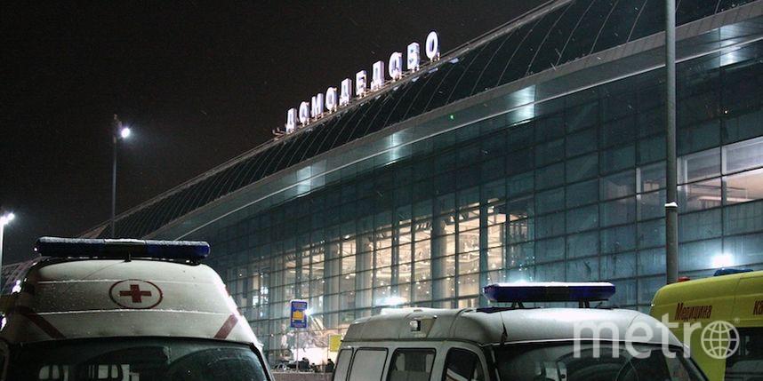 Угрожавший подорвать самолет пассажир схвачен в«Домодедово»