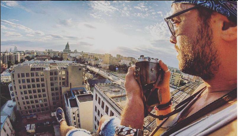 Илья Глинников - фотоархив.