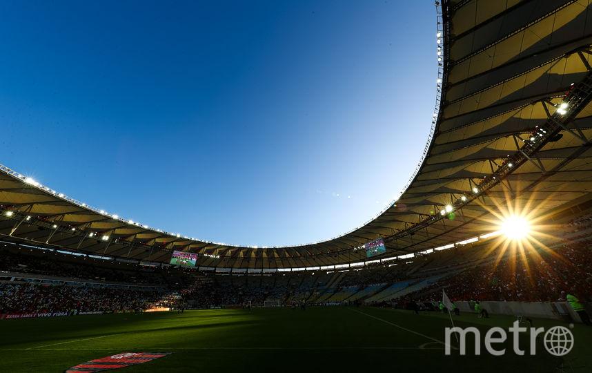 """Стадион """"Маракана"""" во время игр 2016. Фото Getty"""