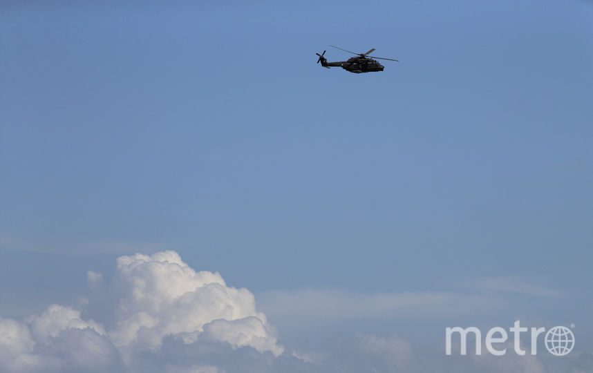 ВВС Греции. Фото Getty