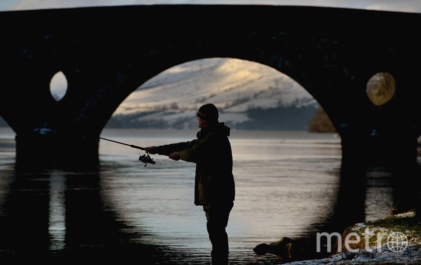 В Петербурге из реки вытащили труп рыбака. Фото Getty
