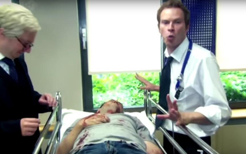 "Лечение при помощи гомеопатии. Фото Скришот с YouTube канала ""Mike Vi так переводит""., Скриншот Youtube"