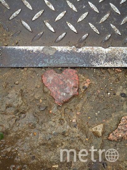 Камень и сердце. Фото Анастасия Фёдорова