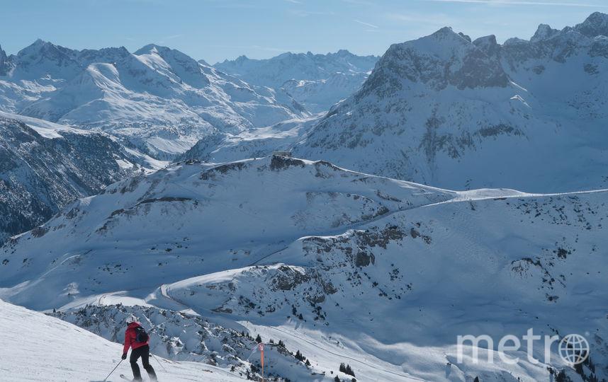 Альпы. Фото Getty