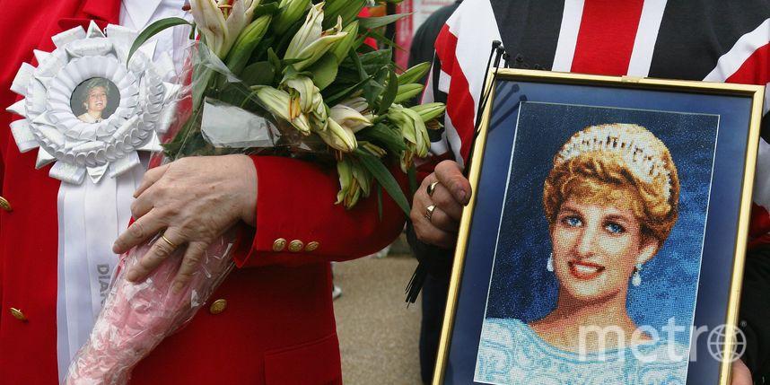 К20-летию погибели принцессы Дианы оней выпустят документальный сериал