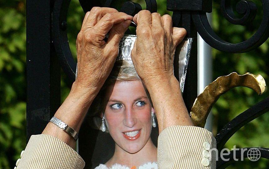 Документальный сериал о принцессе Диане снимут к годовщине ее гибели. Фото Getty