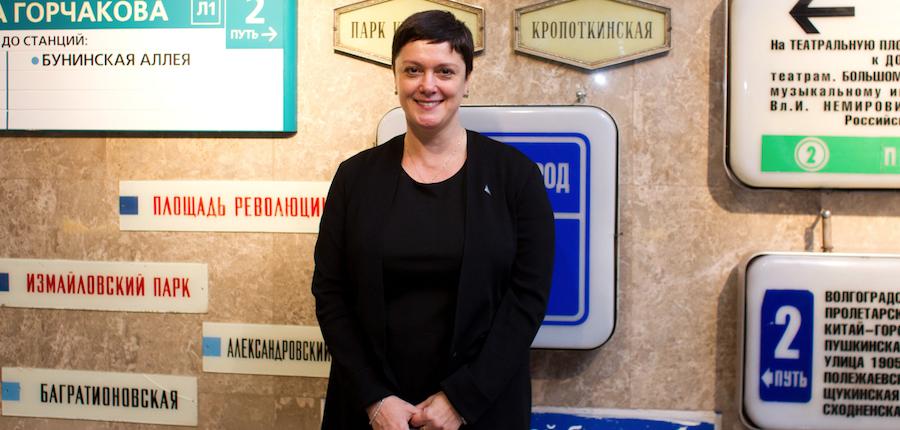 """Анна Сирота. Фото Василий Кузьмичёнок, """"Metro"""""""