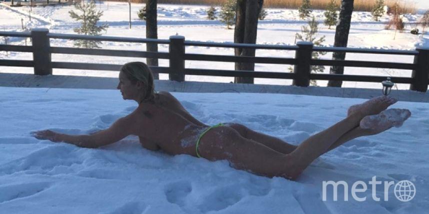 Волочкова всё еще ожидает от прежнего мужа Вдовина $3 млн
