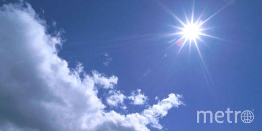 Главный синоптик: ВПетербурге установлен температурный рекорд
