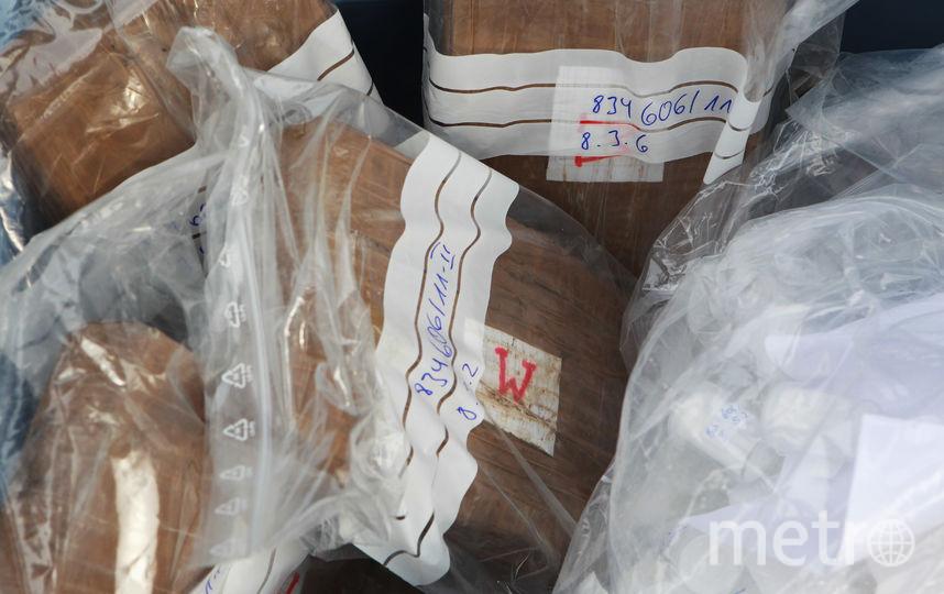 Петербуржцу отправили кокаин под видом документов. Фото Getty