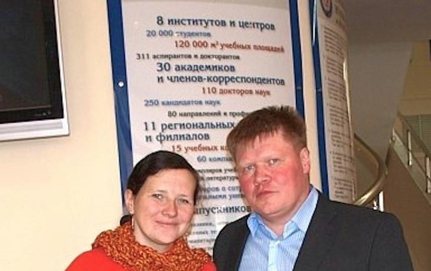 «Моя жена Юля всегда была Тундрурат,– пишет наш читатель Андрей. – А я для неё просто Хосе. Так и живём!». Фото предоставлено героем публикации