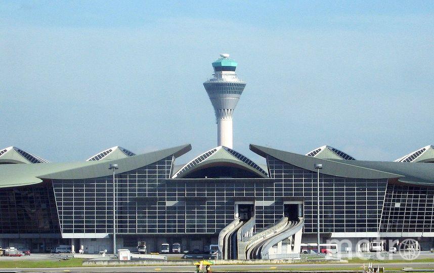 Аэропорт Куала-Лумпура. Фото Wikipedia/Craig