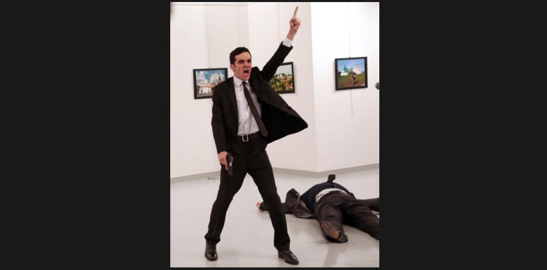 Убийство в Турции. Фото Официальный сайт World Press Photo.