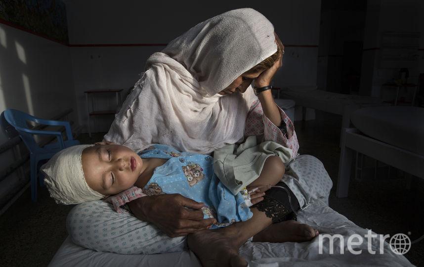 Молчаливые жертвы забытой войны. Фото Официальный сайт World Press Photo.