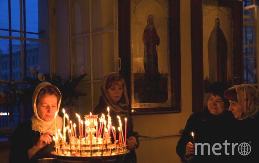 Православные отмечают Сретение 15 февраля. Фото Getty