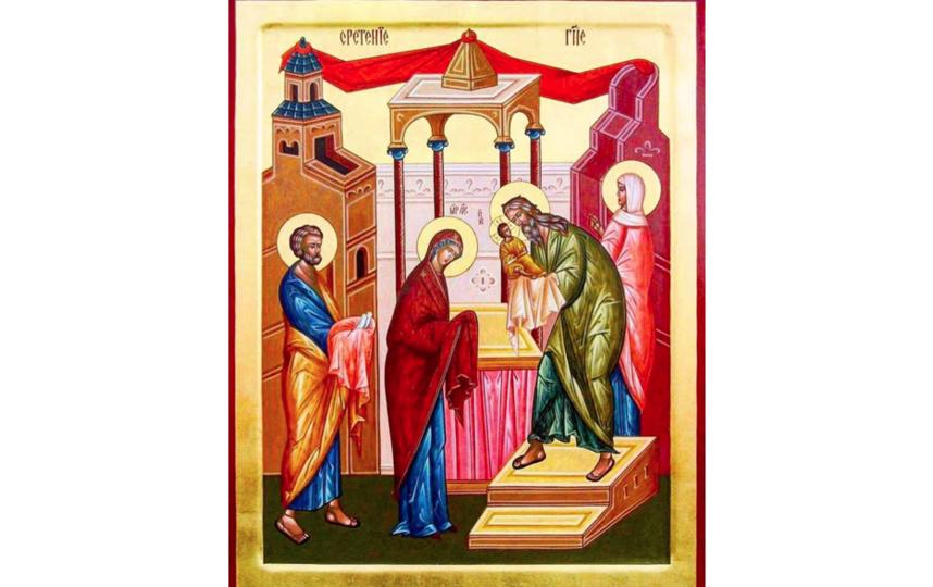 Православные отмечают Сретение 15 февраля. Фото vk.com