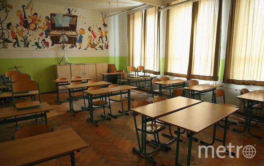 Школа. Фото Getty