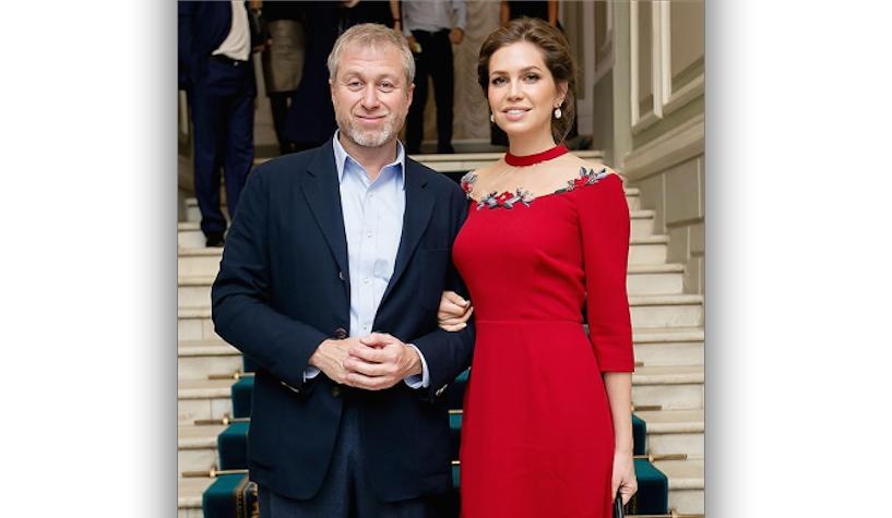 Роман Абрамович и Даша Жукова. Фото instagram/spletnik_ru