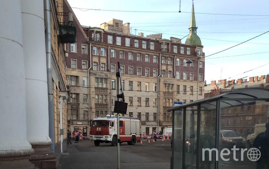 """ДТП и ЧП / Санкт-Петербург"". Фото Елизавета Никитина, vk.com"