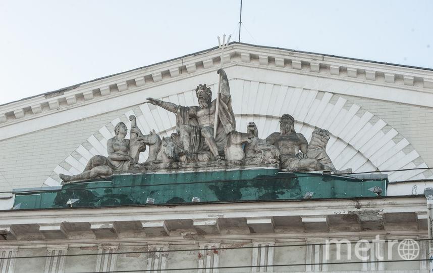 """Биржа. Фото Святослав Акимов, """"Metro"""""""