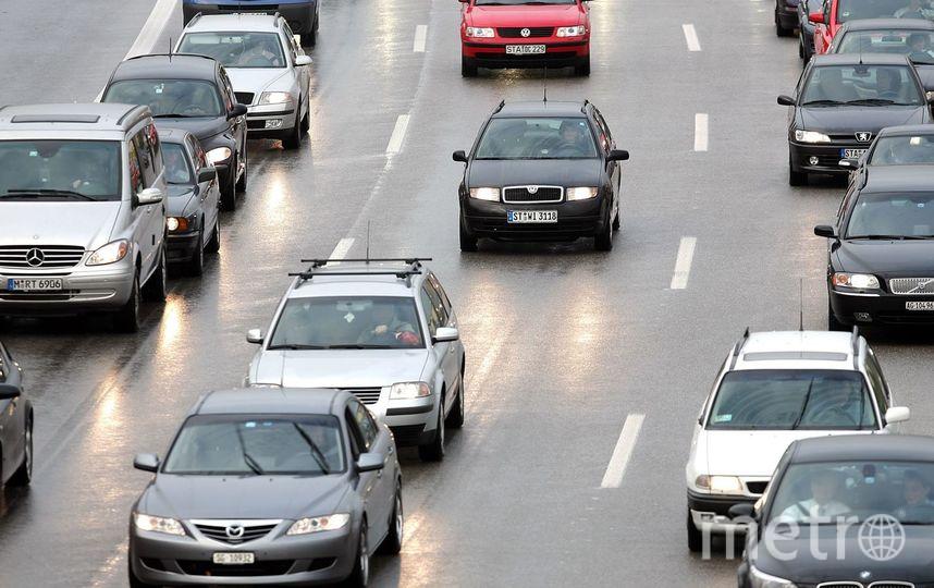 Новые тарифы ЗСД заставили тысячи водителей отказаться от магистрали. Фото Getty