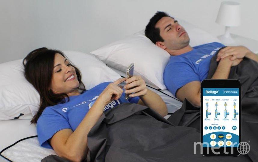 "Balluga bed. Фото Daniel Casillas / MWN., ""Metro"""
