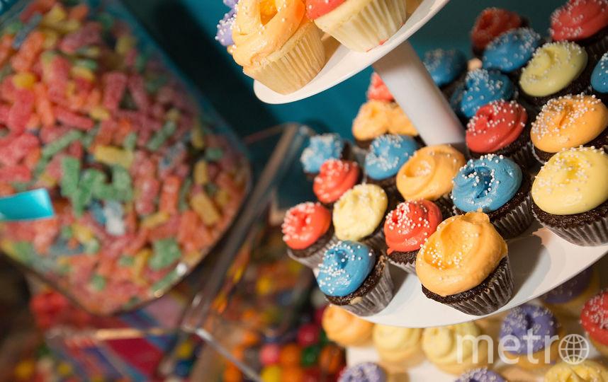 Магазин сладостей. Фото Getty