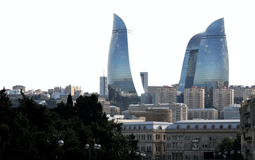 Баку, Азербайджан. Фото Getty