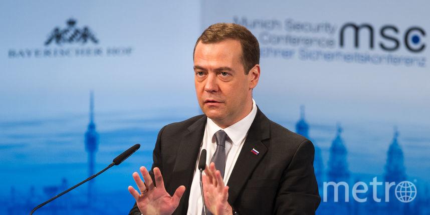 Медведев рассказал оподарке, который сделает женщинам на8марта