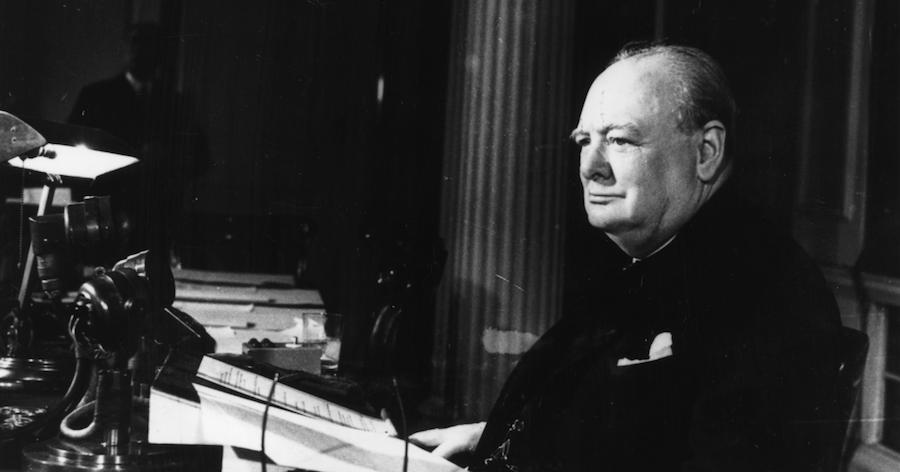 Уинстон Черчилль. Фото Getty