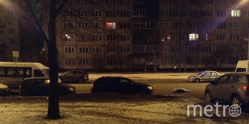 НаИскровском насмерть сбили пешехода: свидетели  поведали  подробности