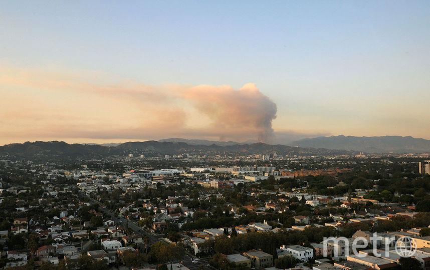 Разлом под городом Санта-Барбара может стать источником мощного землетрясения. Фото Getty