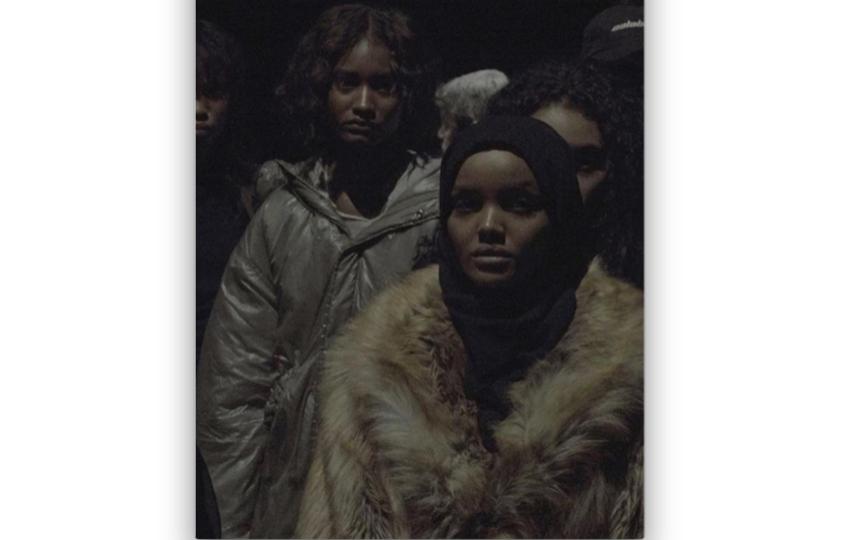 Халима Аден. Фото Скриншот из Instagram @kinglimaa.