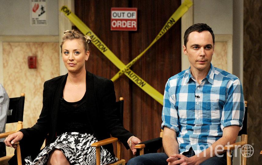 Сериал «Теория большого взрыва» будет продлен на два сезона. Фото Getty